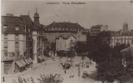 Lausanne - Place Chauderon - Perrochet-Matile No. 806 - VD Vaud