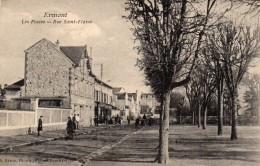 LES POSTES-RUE SAINT FLAIVE-TBE - Ermont