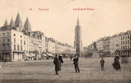 TOURNAI-LA GRAND PLACE - Belgique