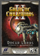 PC Galactic Civilizations II - Jeux PC