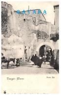 MAROC - TANGER - Porte Est   (Recto/Verso) - Tanger