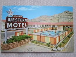 Western Motel. Wendover, Utah. - Autres