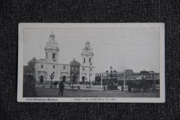 La Cathédrale De LIMA - Peru