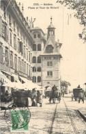 GENEVE PLACE TOUR DU MOLARD SUISSE - GE Genève
