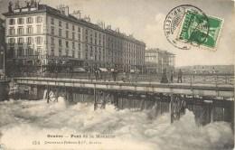 GENEVE PONT DE LA MACHINE SUISSE - GE Genève