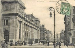GENEVE HOTEL DES POSTES SUISSE - GE Genève