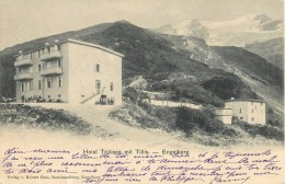 ENGELBERG HOTEL TRUBSEE MIT TITLIS SUISSE - Switzerland
