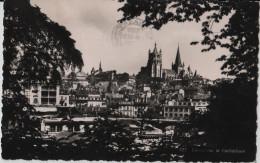 Lausanne - La Cathedrale - Longines - Meubles Vittoz - O.Sartori No. 527 - VD Vaud