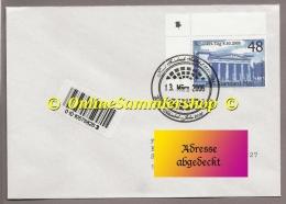 Privatpost - PIN AG  -  Umschlag  -  Marke :Schinkel Tag 2005 - 13.03.06 - Privatpost