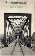 18 SAINT-AMAND-MONTROND - Pont Du Chemin De Fer Economique   (Recto/Verso) - Saint-Amand-Montrond