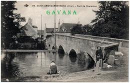 18 SAINT-AMAND-MONTROND - Pont De Charenton   (Recto/Verso) - Saint-Amand-Montrond