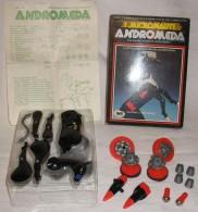 279/17  I MICRONAUTI MICRONAUTS ANDROMEDA CON MAGNO PAWER E LANCIA MISSILI GIG 1978 MEGO ORIGINALE - Fantascienza & Robotica