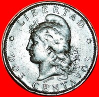 § STARS: ARGENTINA★ 2 CENTAVOS 1891! LOW START ★ NO RESERVE! - Argentine