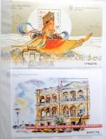 Macau/China 2X Blokken Postfris .