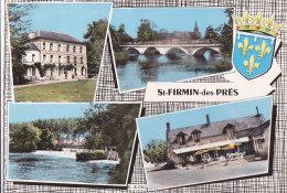 Bc - Cpsm Grand Format ST FIRMIN Des PRES - - Autres Communes