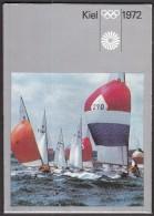 Germany Kiel 1972  / Olympic Games Munich 1972 / Sailing - Sport