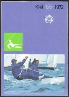 Germany Kiel 1972  / Olympic Games Munich 1972 / Sailing - Deportes