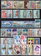 SPM - Bon Lot De Timbres Neufs TTB Dont Les 2 Séries De Bateaux De 1971 - 2 Scans - Collections, Lots & Séries