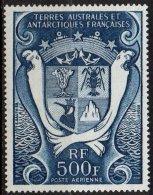 TAAF - Armoiries Neuves LUXE - Poste Aérienne