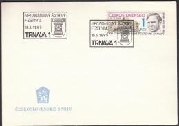 Czechoslovakia Trnava 1985 / International Chess Festival - Echecs