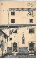 PORTUGAL - LISBOA - Bêco Da Cardosa - Alfama (desenho Alvaro Canelas) - Lisboa