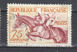 FRANCE  N° 965 (1953)          1 Ere Série Des Sports      Hippisme - France
