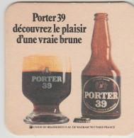 Beer Mat - Porter 39 - Sous-bocks