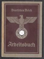 Arbeitsbuch Allemand 1946 - Valable En 1946 Boulanger - Documenti