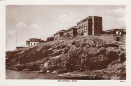 Aden, Arabian Port, Ras Boradli, Architecture, C1920s Vintage Real Photo Postcard - Yemen