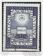 Austria 1967, Reformation 125th Anniversary. Fine Used - 1945-.... 2de Republiek