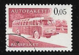 Finland, Scott # Q10 Used Parcel Post, 1963