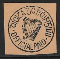 Finland Official Paid Cut Square - Oficiales