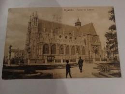 Bruxelles-Eglise Du Sablon - Monuments, édifices