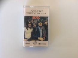 "AC/DC ""highway To Hell"" TAPE POLAND - Audiokassetten"
