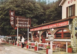 "CPSM    JOINVILLE-NOGENT 94   Restaurant-dancing ""Robinson"" - Joinville Le Pont"