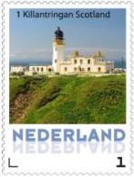 Nederland 2016  Vuurtoren 2016-1 Killantrangan  Scotland   Leuchturm Lighthouse    Postfris/mnh/sans Charniere - Saar