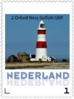 Nederland 2016  Vuurtoren 2016-1 Osrford Ness Great Britain  Leuchturm Lighthouse    Postfris/mnh/sans Charniere - Saar