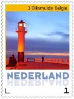 Nederland 2016  Vuurtoren 2016-3 Diskmuide, Belgie   Leuchturm Lighthouse    Postfris/mnh/sans Charniere - Saar