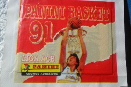 Basket Acb 1991 Never Open Pas Ouvert - Basketball - NBA