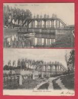 Nieuwpoort / Nieuport -  Les Ecluses - 2 Cartes / 2 Pk - Nieuwpoort