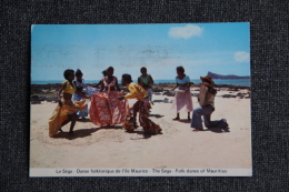LA SEGA - Danse Folklorique De L'Ile MAURICE. - Maurice