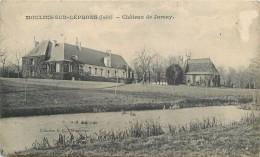 MOULINS SUR CEPHONS - Château De Jarny - France