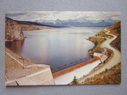 Taylor Dam And Lake Near Gunnison, Colorado - Etats-Unis
