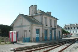Plouharnel (56) La Gare De Plouarnel-Carnac - 09/2004 - Stazioni Senza Treni