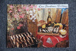 LES SARDINES GRILLEES - Recettes (cuisine)