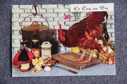 LE COQ AU VIN - Recettes (cuisine)