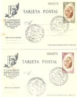 E.P CIF  1960 SOMBRAS DE OXIDO - 1931-....