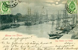 LETTONIE(LIBAU) - Lettonie
