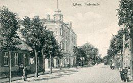 LETTONIE(LIBAU) TRAMWAY - Lettonie