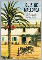GUIA  DE MALLORCA    J  Aquilo 1975 - Books, Magazines, Comics